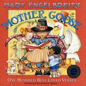 Mary Engelbreits Mother Goose Book and CD - Mary Engelbreit - cover