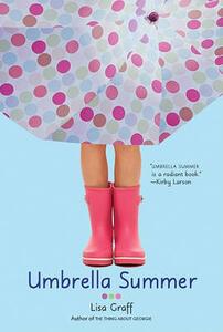Umbrella Summer - Lisa Graff - cover