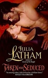 Taken and Seduced - Julia Latham - cover