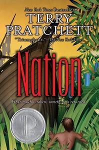 Nation - Terry Pratchett - cover