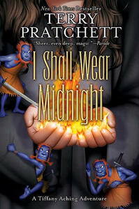 I Shall Wear Midnight - Terry Pratchett - cover