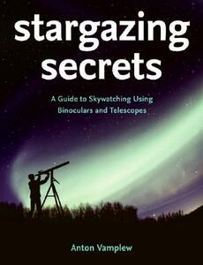 Stargazing Secrets - Anton Vamplew - cover