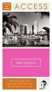 Access San Diego - Richard Saul Wurman - cover
