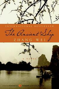 The Ancient Ship - Wei Zhang - cover