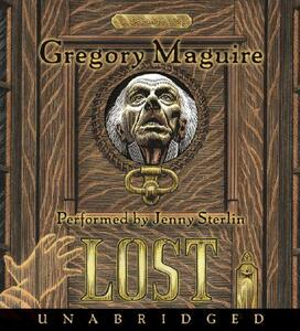 Lost - Gregory Maguire - cover
