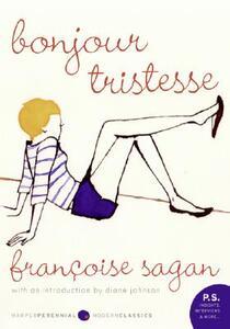 Bonjour Tristesse - Francoise Sagan - cover