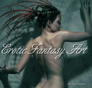 Erotic Fantasy Art - Duddlebug,Aly Fell - cover