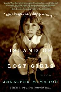 Island of Lost Girls - Jennifer McMahon - cover