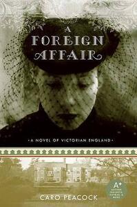 A Foreign Affair - Caro Peacock - cover