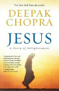 Jesus: A Story of Enlightenment - Deepak Chopra - cover