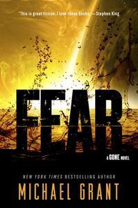 Fear - Michael Grant - cover