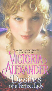 Desires of a Perfect Lady - Victoria Alexander - cover
