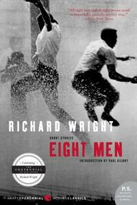 Wright, Richard - Eight Men Stories - cover