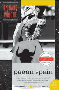 Pagan Spain - Richard Wright - cover