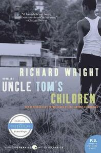 Uncle Tom's Children - Richard Wright - cover