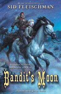 Bandit's Moon - Sid Fleischman - cover