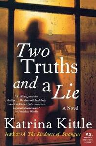 Two Truths and a Lie - Katrina Kittle - cover