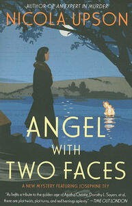 Angel with Two Faces - Nicola Upson - cover
