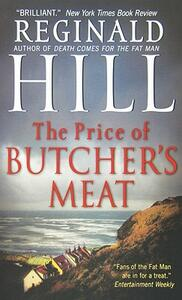 The Price of Butcher's Meat - Reginald Hill - cover