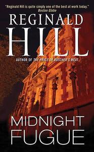 Midnight Fugue - Reginald Hill - cover