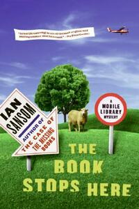 The Book Stops Here - Ian Sansom - cover