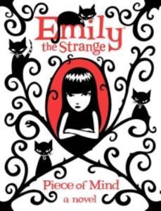 Emily the Strange: Piece of Mind - Rob Reger,Jessica Gruner,Bob Gruner Reger - cover