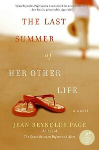 The Last Summer of Her Other Life - Jean Reynolds Page - cover