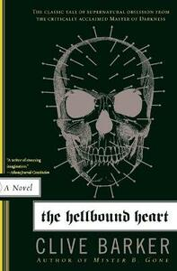 The Hellbound Heart - Clive Barker - cover