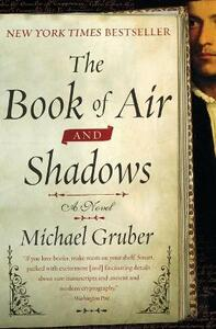 The Book of Air and Shadows - Michael Gruber - cover