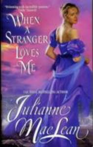 When a Stranger Loves Me: Pembroke Palace Series, Book Three - Julianne MacLean - cover