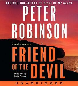 Friend of the Devil - Peter Robinson - cover