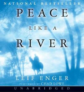 Peace Like a River - Leif Enger - cover
