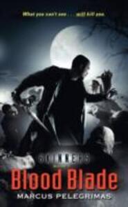 Blood Blade (Skinners, Book 1) - Marcus Pelegrimas - cover