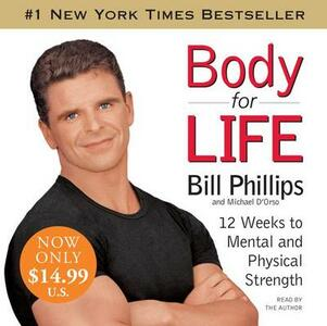 Body for Life Low Price CD - Bill Phillips,Michael D'Orso - cover