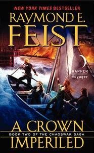 A Crown Imperiled - Raymond E Feist - cover
