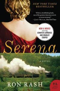 Serena - Ron Rash - cover