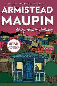 Mary Ann in Autumn - Armistead Maupin - cover