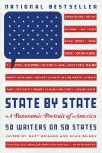 State by State: A Panoramic Portrait of America - Matt Weiland,Sean Wilsey - cover