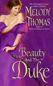 Beauty and the Duke - Melody Thomas - cover