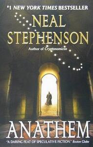 Anathem - Neal Stephenson - cover