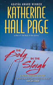 The Body in the Sleigh - Katherine Hall Page - cover