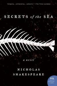 Secrets of the Sea - Nicholas Shakespeare - cover