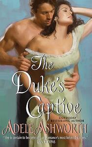 The Duke's Captive - Adele Ashworth - cover