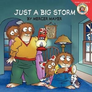 Little Critter: Just a Big Storm - Mercer Mayer - cover