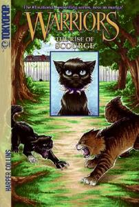 Warriors: The Rise of Scourge - Erin Hunter - cover