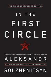 In the First Circle: The Restored Text - Aleksandr I Solzhenitsyn - cover