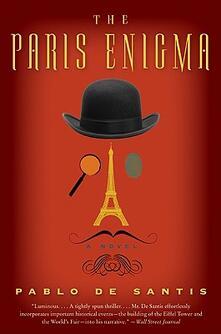 The Paris Enigma - Pablo de Santis - cover