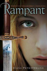 Rampant - Diana Peterfreund - cover