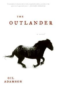 The Outlander - Gil Adamson - cover