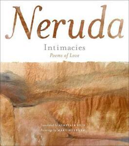 Intimacies/Intimismos: Poems of Love/Poemas de Amor - Pablo Neruda - cover